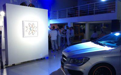 II Noche de Arte by Mercedes-Benz
